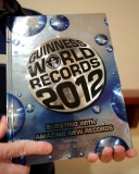 Guinness World Record 2012
