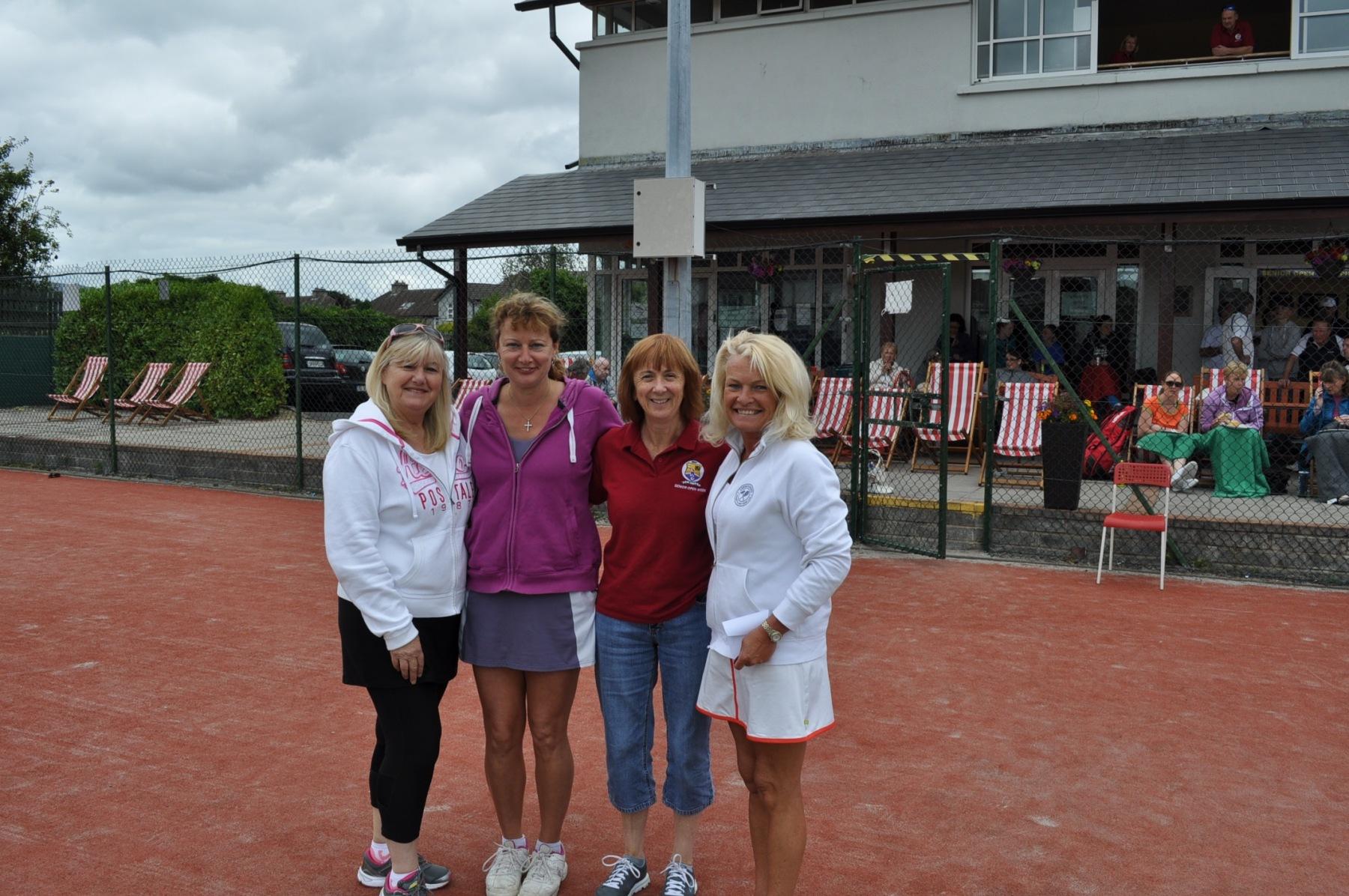 Ladies-Doubles-Class-6-7-Finalists-Maureen-Hamill-Annette-Molloy-Jill-Coleman-Gail-Dempsey