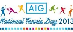 Tennis Ireland Open Day logo